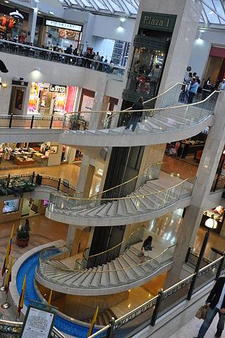 Bogota Andino Mall