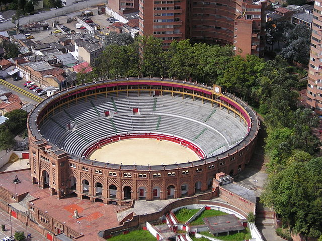 Bogota Travel Guide and Places to Visit Santa Maria bullring