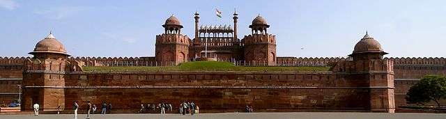 Delhi Places to Visit Red Fort