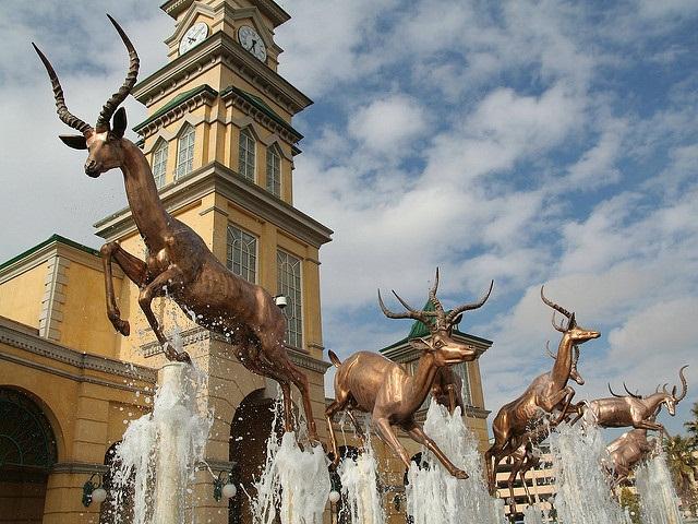 Johannesburg Places to Visit