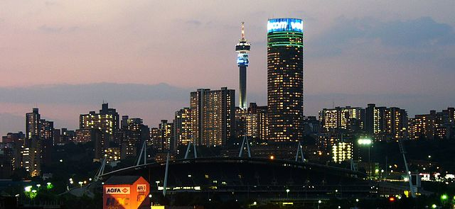 Johannesburg Travel Guide and Places to Visit Skyline of Johannesburg