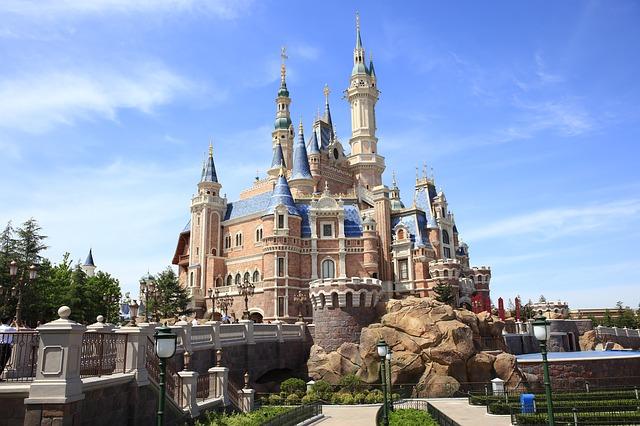 Shanghai Places to Visit Disneyland Park