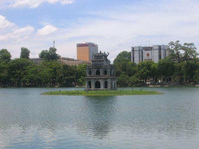 Hanoi Places to visit Hoan Kiem Lake