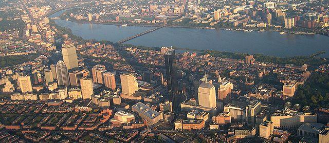 Boston Travel Guide Back Bay