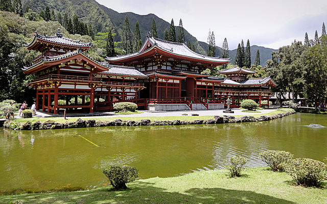 Honolulu Places to Visit Byodo-In Temple, Oahu