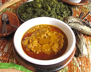 Congo Cuisine and Nightlife