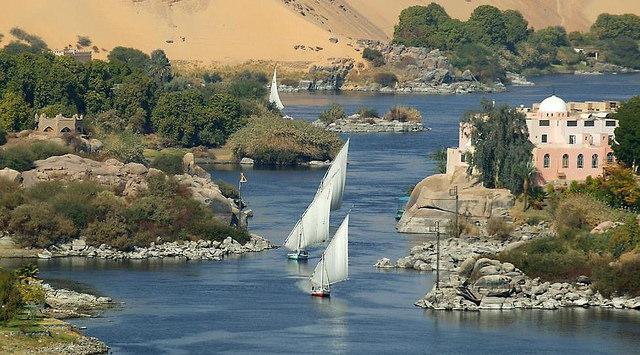 Egypt Travel Guide Egyptian Nile Valley
