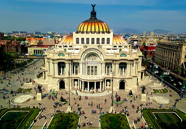 Mexico City places to visit