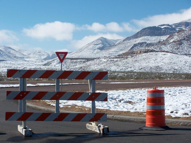 El Paso Franklin Mountains