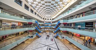 Ambiance Mall, Gurgaon, India