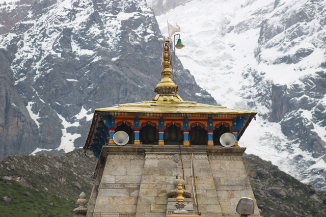 Kedarnath India