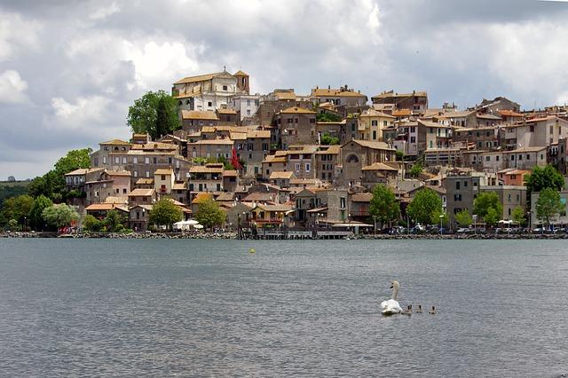 Lazio in Italy