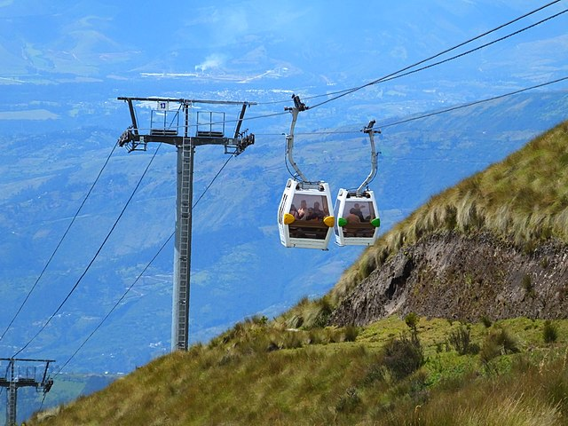 Quito Places To Visit TeleferiQo